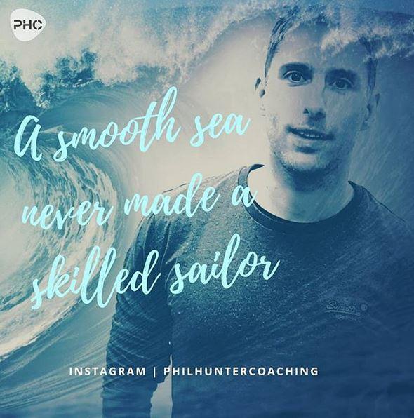 A Smooth Sailor Sea Never Made A Skilled Sailor