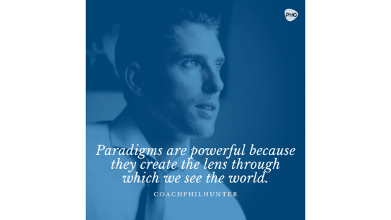 Paradigms Are Powerful Because They Create The Lens Through Which We See The World